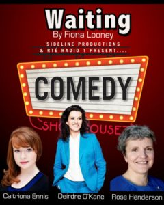 Comedy Showhouse, Fiona Looney - Events at Project Arts Centre Dublin