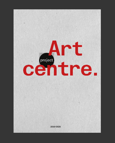 2019/20 Season at Project Arts Centre